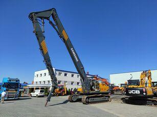 SAMSUNG-VOLVO SE 450 LC3 / DEMOLITION HAMMER3 GRIPPERS / 1 NEW / LOW HOURS / V yıkım ekskavatörü