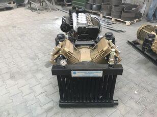 yeni NEW BETONSAN Refurbished Diesel Engine 2 Head Air Compressor   kompresör