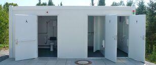 CONTAINEX Sanitary 20ft konteyner