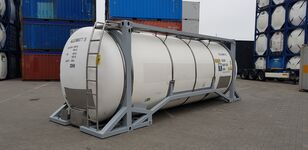 KLAESER Танк-контейнер 20 футовый 26 м. куб. 20ft tank konteyner