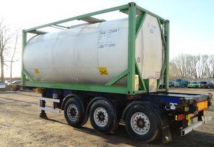SCHMITZ CARGOBULL SP27 20ft tank konteyner