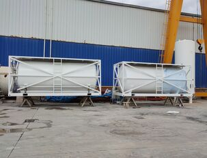 yeni SINAN TANK CONTAINER LOX LAR LIN 20ft tank konteyner