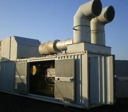 CATERPILLAR G3512 Bio-Gas diğer özel konteyner